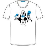 SUMMER SONIC 2014 ディズニーコレクションTシャツ≪BAND≫/白【S】
