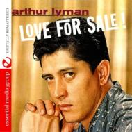 HMV&BOOKS onlineArthur Lyman/Love For Sale (Rmt)