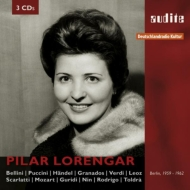 Soprano Collection/Pilar Lorengar: Rias Recordings