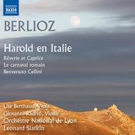イタリアのハロルド、序曲『ローマの謝肉祭』、夢とカプリース スラトキン&リヨン国立管、ベルトー、ラディヴォ