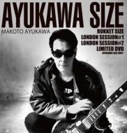 AYUKAWA SIZE (3CD+DVD)�y���S���Y����BOX�z