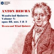 Woodwind Quintets Vol.1-op, 88, -, 1, 2, : Westwood Wind Quintet
