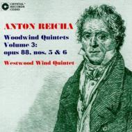 Woodwind Quintets Vol.3-op, 88, -, 5, 6, : Westwood Wind Quintet