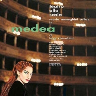 『メディア』全曲 セラフィン&スカラ座、カラス、ピッキ、スコット、他(1957 ステレオ)(2CD)