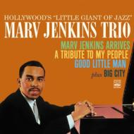 Hollywood's Little Giant Of Jazz / Marv Jenkins Arrives / A Trib (2CD)