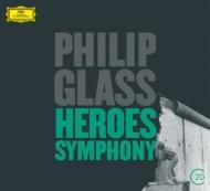 ヒーローズ・シンフォニー(デニス・ラッセル・デイヴィス指揮)、ヴァイオリン協奏曲(クレーメル、ドホナーニ&ウィーン・フィル)