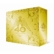 THE ALFEE 40th Anniversary スペシャルボックス (2DVD+16CD)