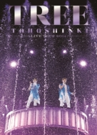TOHOSHINKI LIVE TOUR 2014 -TREE-[First Press Limited Edition] (3DVD)