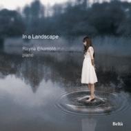 榎本玲奈: In A Landscape ある風景のなかで-fitkin, Tuur, Cage, Einaudi, 佐藤聰明