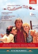 歌劇『ギョーム・テル』全曲 プララフェラ演出、シモーネ&ワロン王立歌劇場、ラホ、ジレ、他(2013 ステレオ)