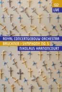 ブルックナー (1824-1896)/Sym 5 : Harnoncourt / Concertgebouw O (2013)