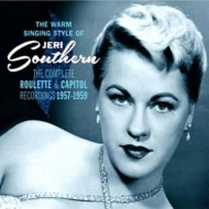 Warm Singing Style Of Jeri Southern-complete Roulette & Capito