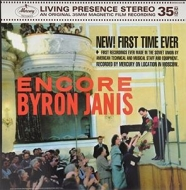 「アンコール」:バイロン・ジャニス(ピアノ) (180グラム重量盤レコード/Speakers Corner)