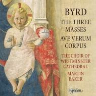 3つのミサ曲、アヴェ・ヴェルム・コルプス M.ベイカー&ウェストミンスター大聖堂聖歌隊