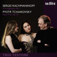 チャイコフスキー:『偉大な芸術家の思い出に』、ラフマニノフ:『悲しみの三重奏曲』第1番 トリオ・テストーレ