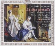 ニコリーニ(1762-1842)/Le Due Gemelle: Tolomelli / Amilcare Zanella O 伊藤佐智馨 Aisemberg C.kelly Rocca