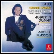 Symphonie Espagnole, Violin Concerto, 1, : Dumay(Vn)Plasson / Toulouse Captole O