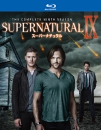 SUPERNATURAL IX<ナイン・シーズン>ブルーレイ コンプリート・ボックス(4枚組)