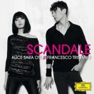 『スキャンダル〜2台ピアノによるストラヴィンスキー:春の祭典、ラヴェル:ラ・ヴァルス、他』 アリス=紗良・オット、トリスターノ