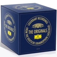 Dg The Originals Legendary Recordings 50cd Box (Ltd) / Box Set Classical