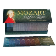Mozart Complete Edition (170CD)