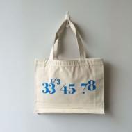 Typography Tote 33 1/3 (Lサイズ)Nb)