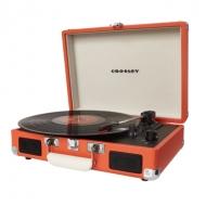 CROSLEY CRUISER レコードプレーヤー CR8005A (オレンジ)