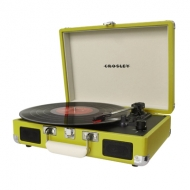 CROSLEY CRUISER レコードプレーヤー CR8005A (グリーン)