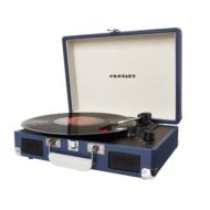 CROSLEY CRUISER レコードプレーヤー CR8005A(ブルー)