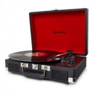 CROSLEY CRUISER レコードプレーヤー CR8005A (ブラック)