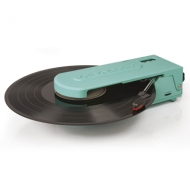 CROSLEY REVOLUTION USBレコードプレーヤー CR6020A (青緑)