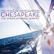 Sampson David (1951-)/Brass Music: American Brass Quintet