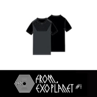HMV&BOOKS onlineEXO/(Sale)迷路ロゴtシャツ Mサイズ / Exo