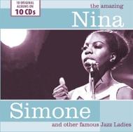Amazing Nina Simone & Other Famous Jazz (10CD)