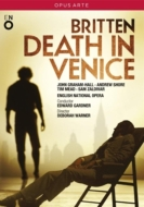 Death in Venice : D.Warner, Gardner / English National Opera, Graham-Hall, A.Shore, T.Mead, etc (2013 Stereo)