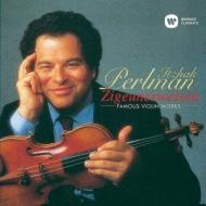 Works For Violin & Orch: Perlman(Vn)Martinon / Paris.o