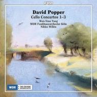 チェロ協奏曲第1番、第2番、第3番 ウェン=シン・ヤン、ヴィレン&ケルン放送管