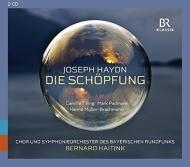 ハイドン(1732-1809)/Die Schopfung: Haitink / Bavarian Rso & Cho Tilling Padmore Muller-brachmann