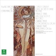 ドビュッシー:神聖な舞曲と世俗的な舞曲、ピエルネ:ハープ小協奏曲、ラヴェル:序奏とアレグロ、他 シャラン、クリュイタンス&パリ音楽院管、他