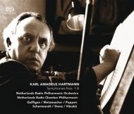 交響曲全集 メッツマッハー、ヴァンスカ、シュテンツ、ショーンヴァント、ガフィガン、ポッペン、オランダ放送フィル(3SACD)