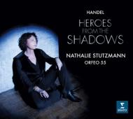 ヘンデル(1685-1759)/Heroes From The Shadows: Stutzmann(A) / Orfeo 55 Jaroussky(Ct)