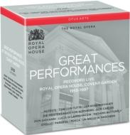 『ロイヤル・オペラ グレート・パフォーマンス1955〜97』 12のオペラ全曲(32CD)