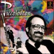 Laurence Trott: Piccolodeon-music For Piccolo & Flute