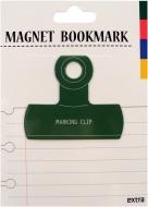 マグネットブックマーク Clip Green (文具)