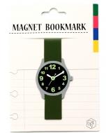 マグネットブックマーク Watch Green (文具)