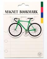 マグネットブックマーク Bicycle Mint (文具)