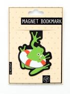 マグネットブックマーク Frog (文具)