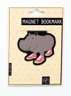マグネットブックマーク Hippo (文具)