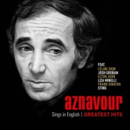 Aznavour Sings In English: Official Greatest Hits