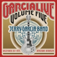 Garcialive 5: December 31st 1975 Keystone Berkeley (3CD)